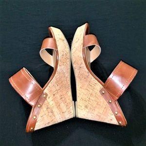 """Tommy Hilfiger """"Madasen"""" Platform Wedge Sandals"""